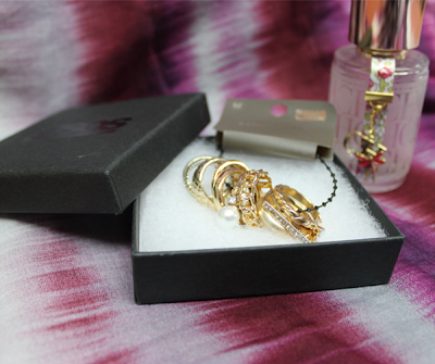New In | River Island Ring Pack