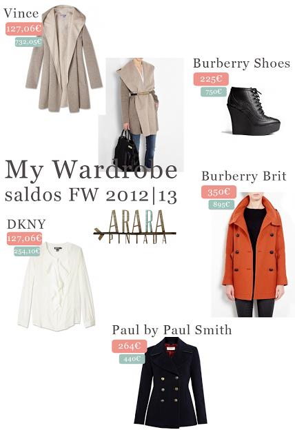 My Wardrobe | Sales