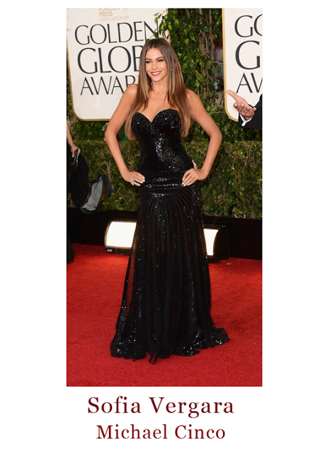 Golden Globes 2013 | Red Carpet