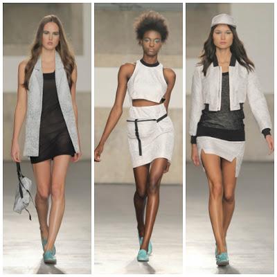 Elisabeth Teixeira | Portugal Fashion Timeline | SS 2013