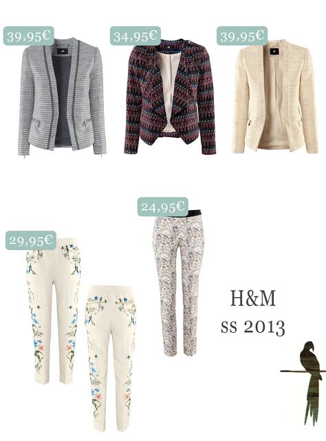 H&M | Spring Summer 2013