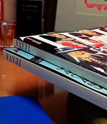 Telva – uma revista paga pelo anunciante