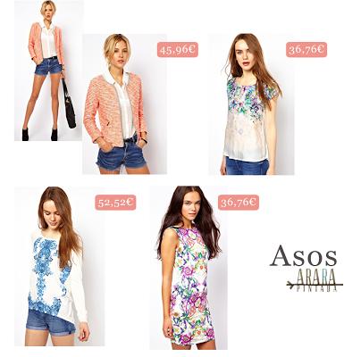 Asos | Spring – Summer 2013