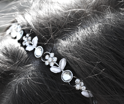 New | Crystal Headband