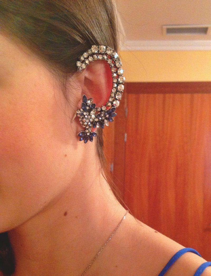 Passarinho ao Ouvido  | Zara Ear Cuff