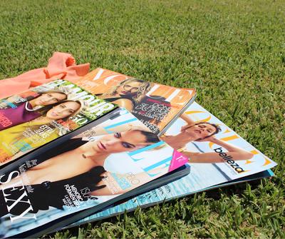 Revistas Espanholas | Vogue – Glamour – Elle