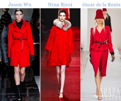 Mar Vermelho | Trend 2013