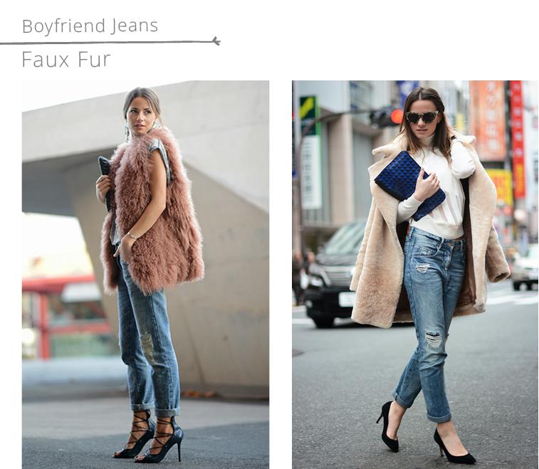 Como usar Boyfriend Jeans? – Parte II