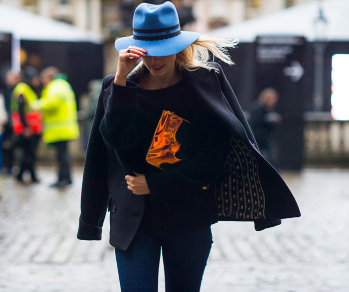 London Fashion Week | Street Style