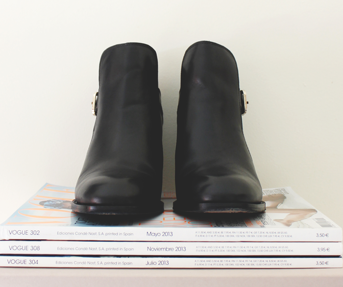 New in | Uterqüe Boots