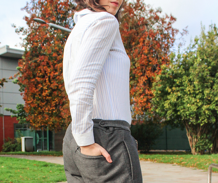 Boyfriend Trousers   #81