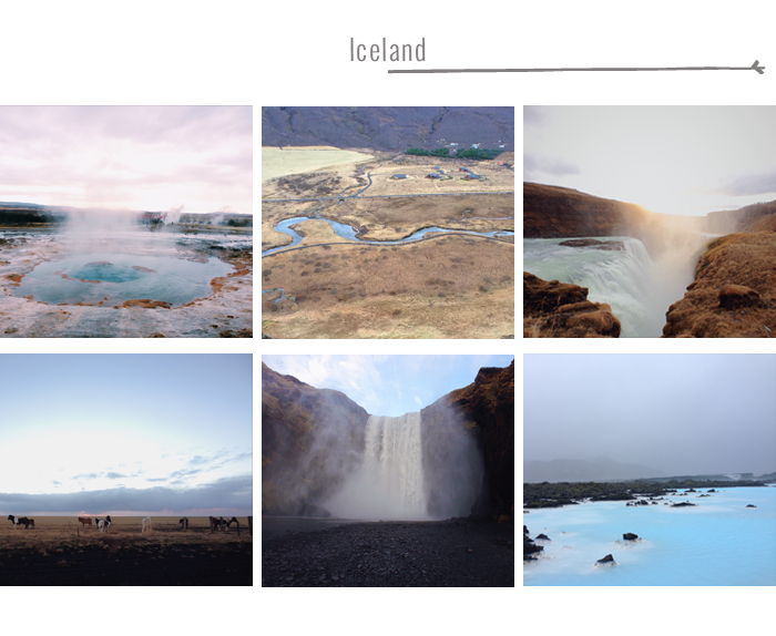 Iceland – The Contrast Land