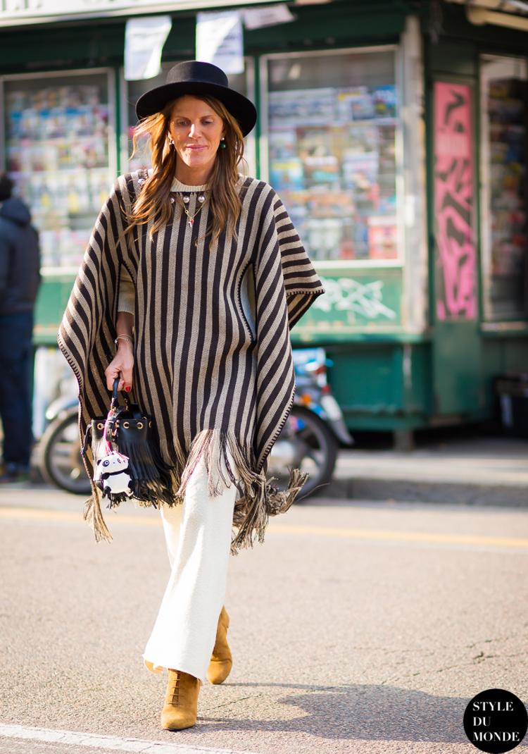 Women Street Style   Milan Men's Fashion Week