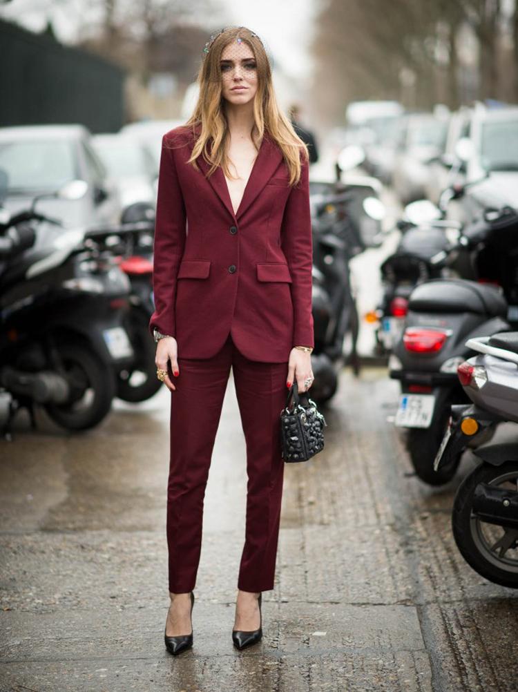 Women Street Style   Haute Couture Fashion Week