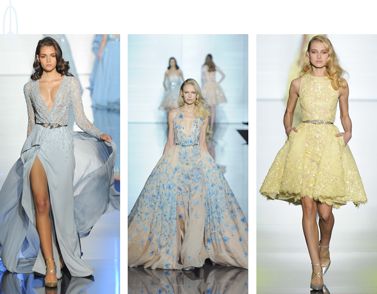 Zuhair Murad | Haute Couture Fashion Week 2015