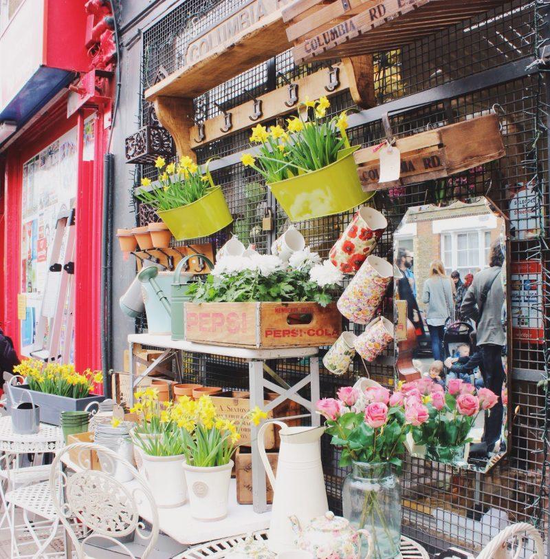 Around Columbia Flower Market | LOOK #85