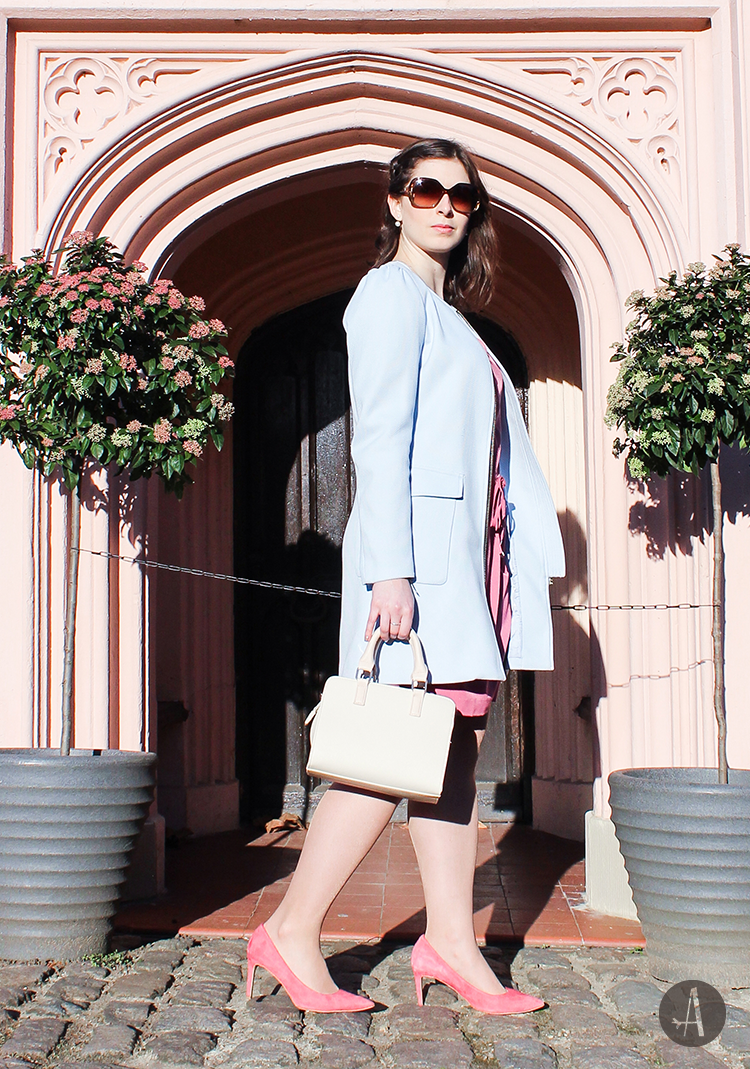 The Grand Budapest Hotel Look 2 | #WesAndersonProject