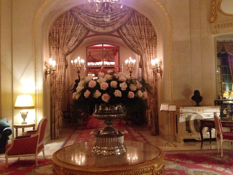 Going out | The Ritz Restaurant – London Hotel