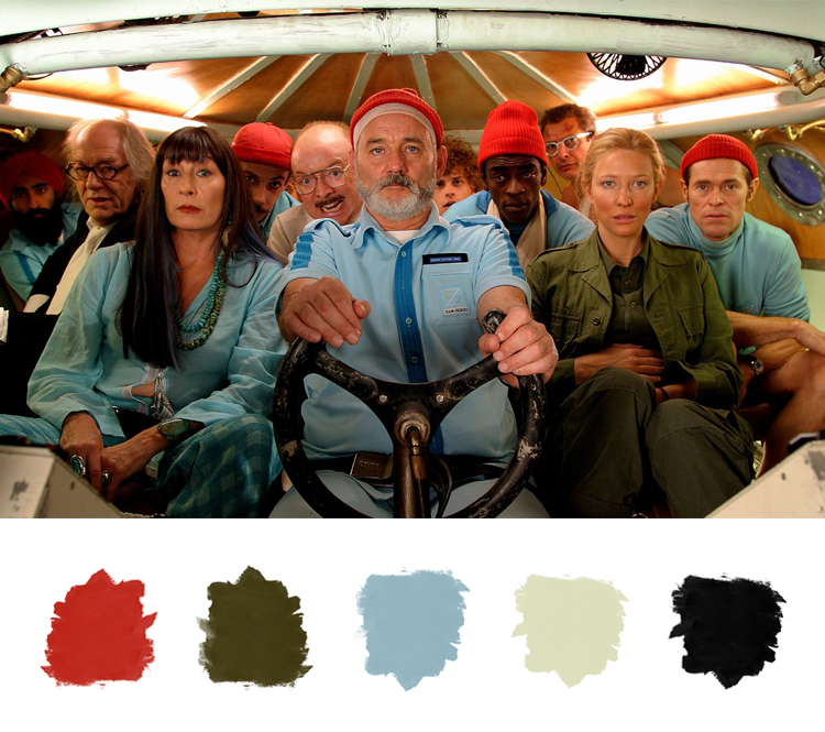 The Life Aquatic 2 | #WESANDERSONPROJECT