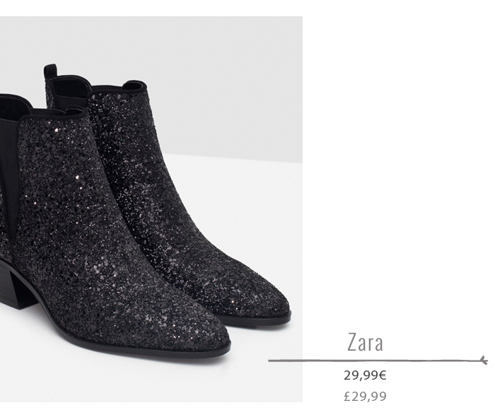 Glitter Boots | Trend