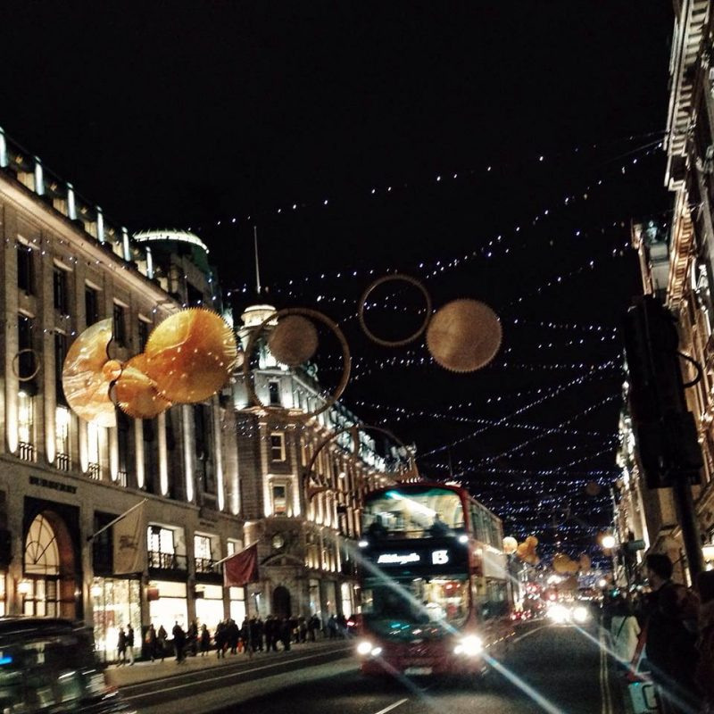 London | Xmas Lights
