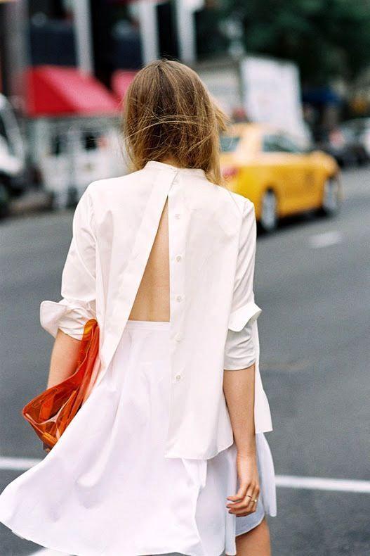 Backwards Button-Down Shirt | Trend