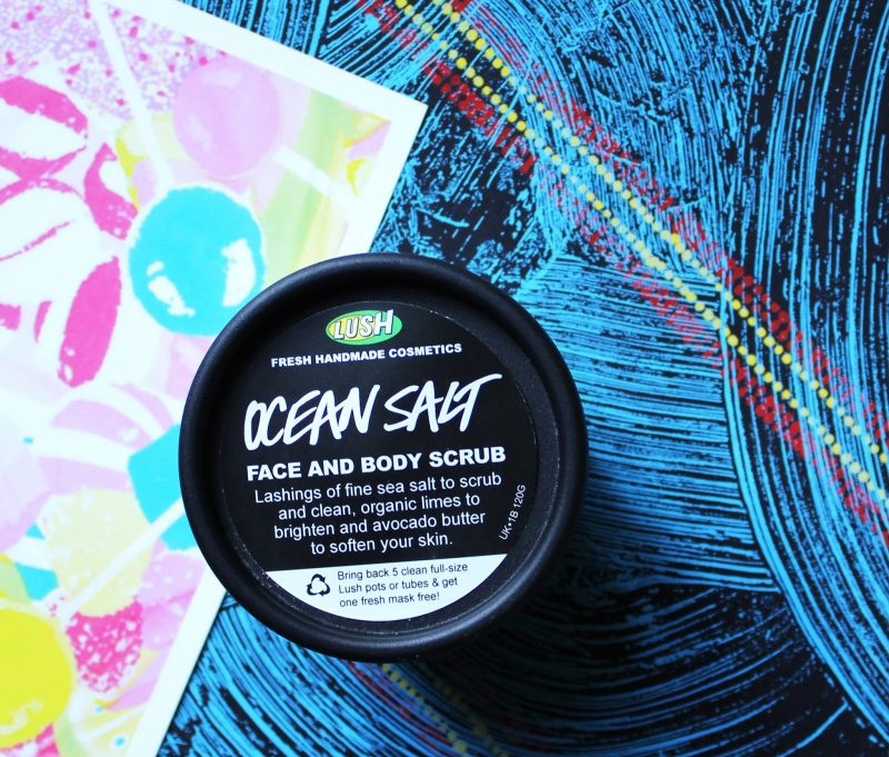 Ocean Salt Lush | Facial and Body Scrub