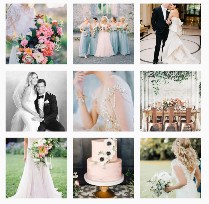 Instagram Accounts to follow | #BridesDiary