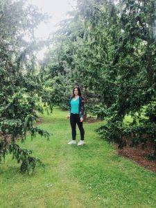Exploring Kew Gardens, London