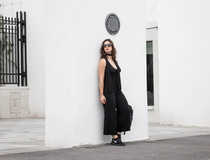 Black Jumpsuit | LOOK