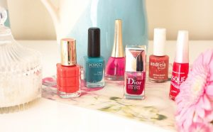 MY 6 FAVORITE NAIL POLISHES FOR SUMMER