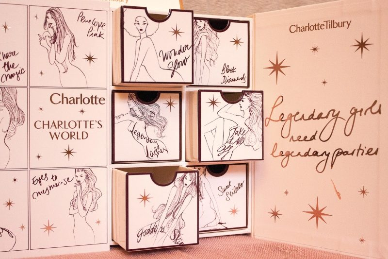 World of Legendary Parties  | Charlotte Tilbury Advent Calendar
