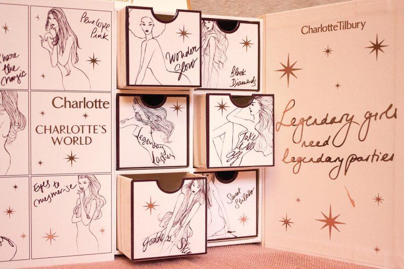 World of Legendary Parties  | Charlotte Tilbury Advent Calendar