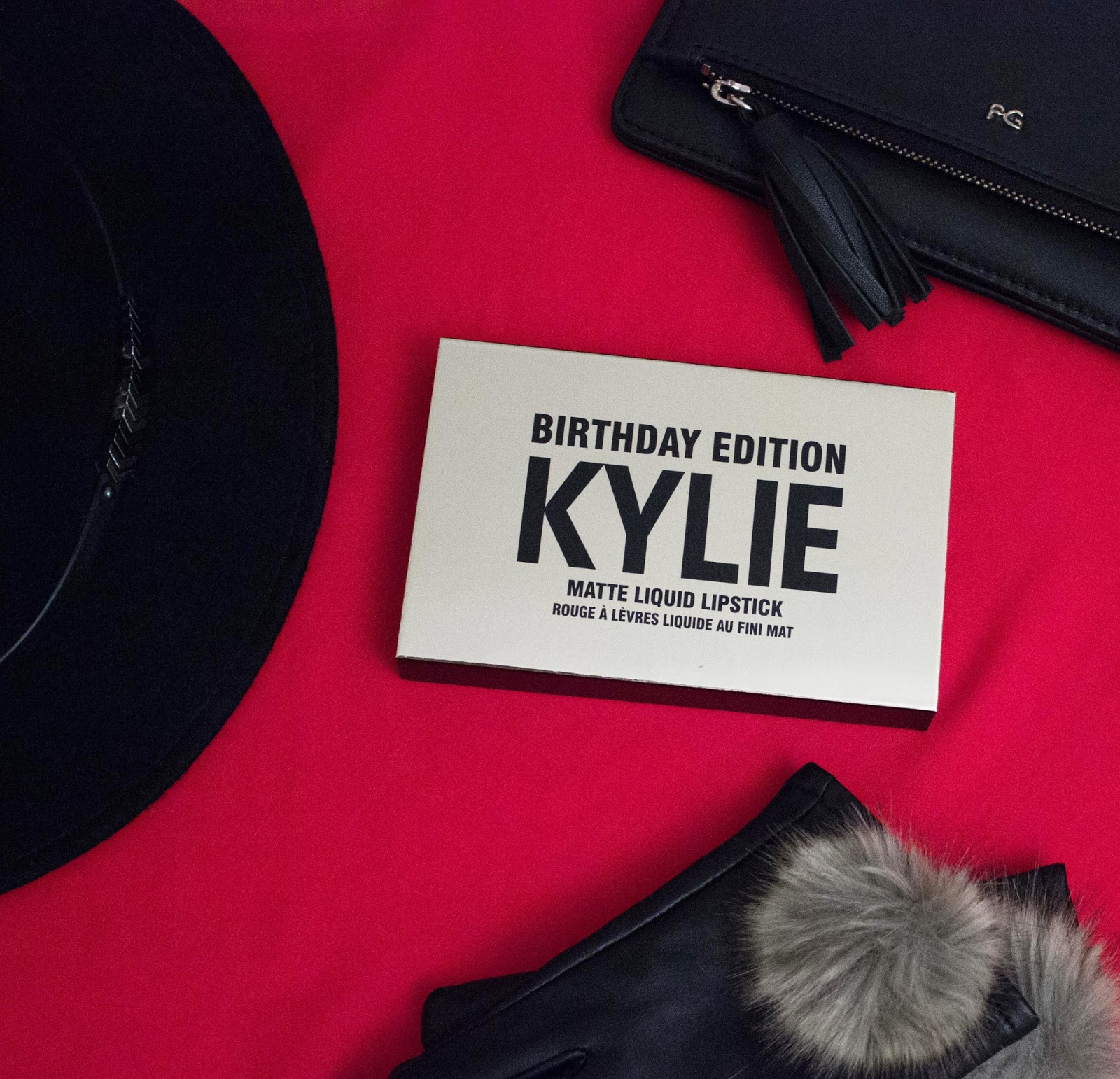 KYLIE BIRTHDAY EDITION | MATTE LIQUID LIPSTICK