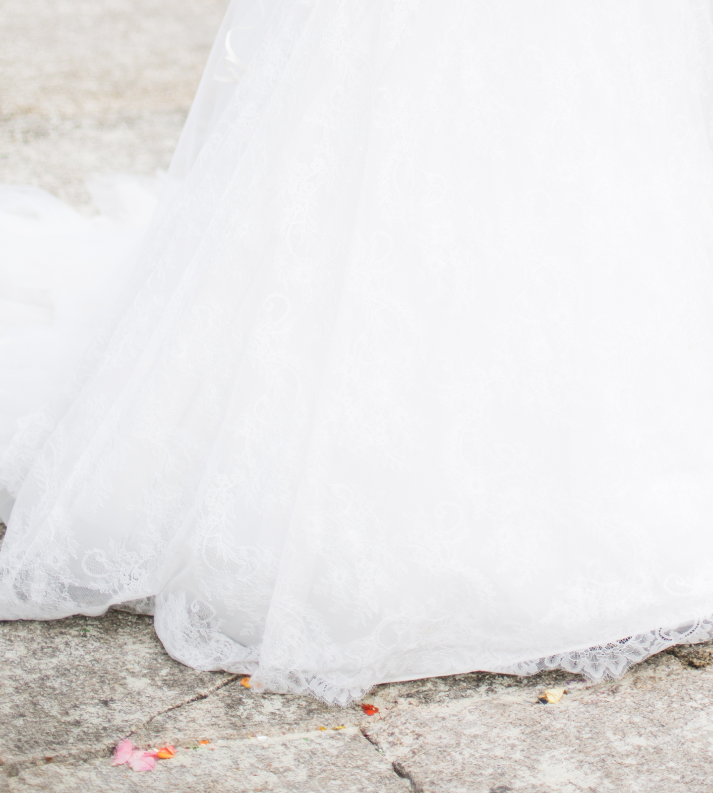 Wedding Dress detail Rosa Clara, my wedding look