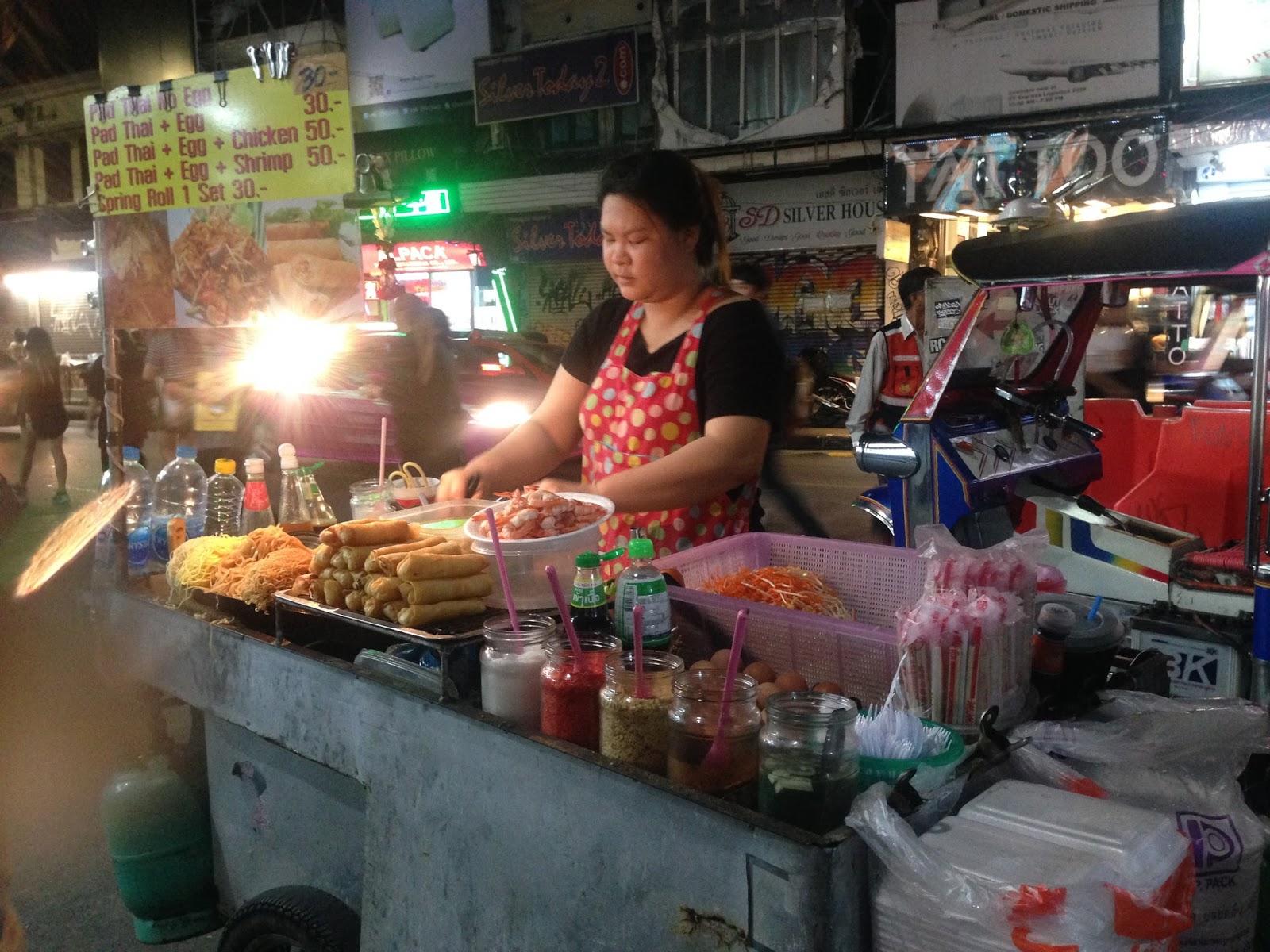 Bangkok guide Street Style