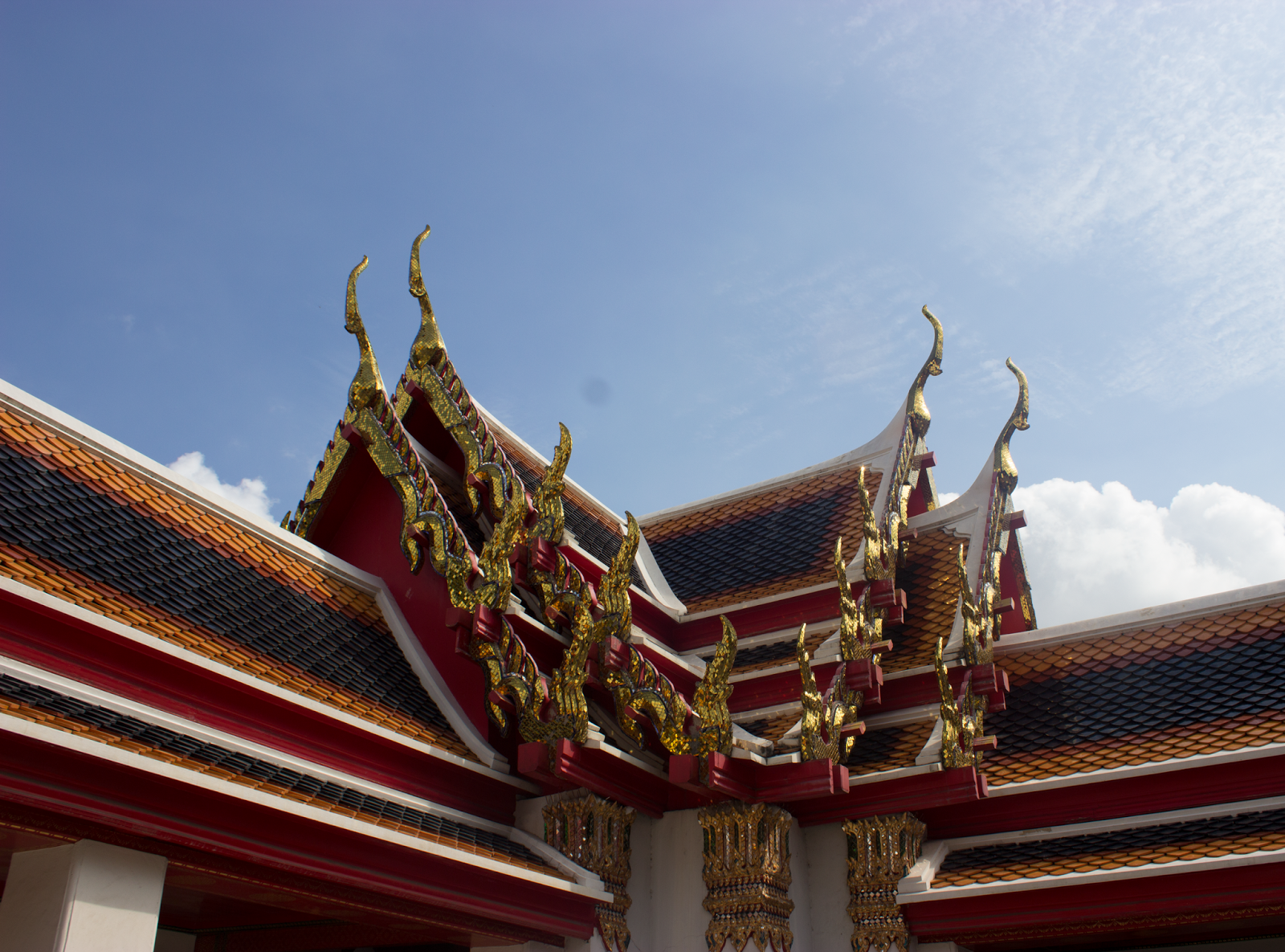 Bangkok guide Temple