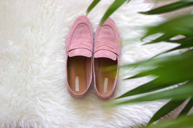 Pink Loafers | New in