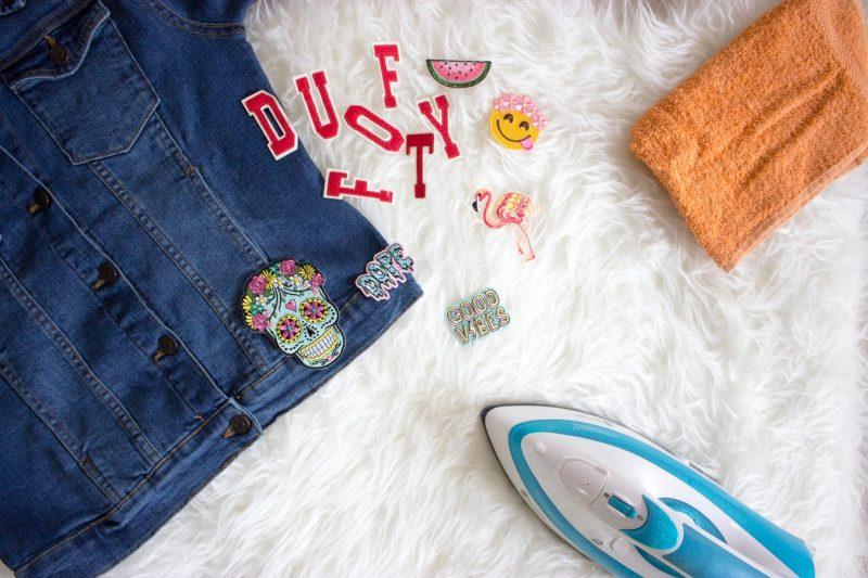 How to Design Your DIY Denim Jacket