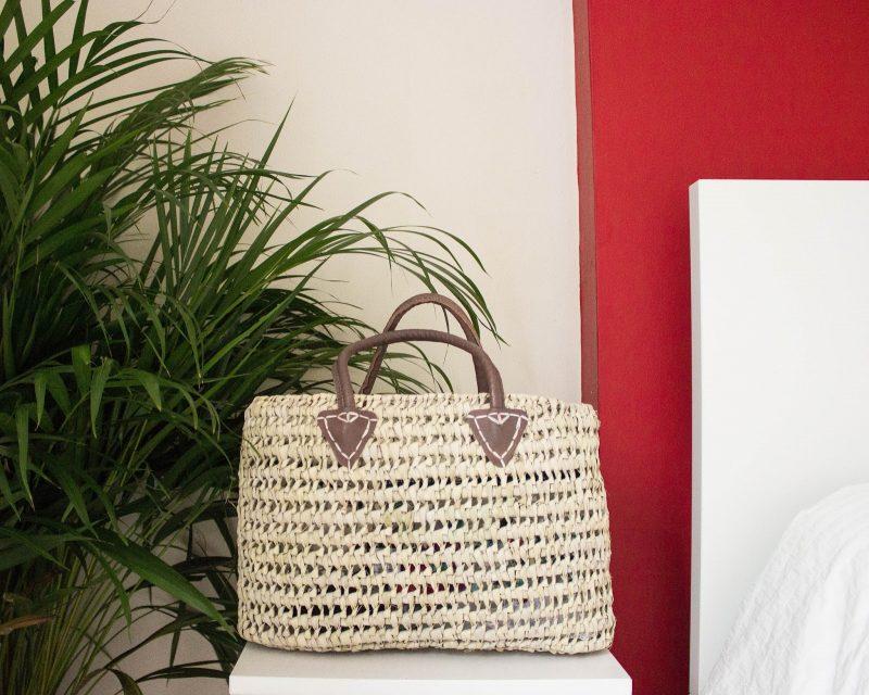 The Basket Bag | DIY