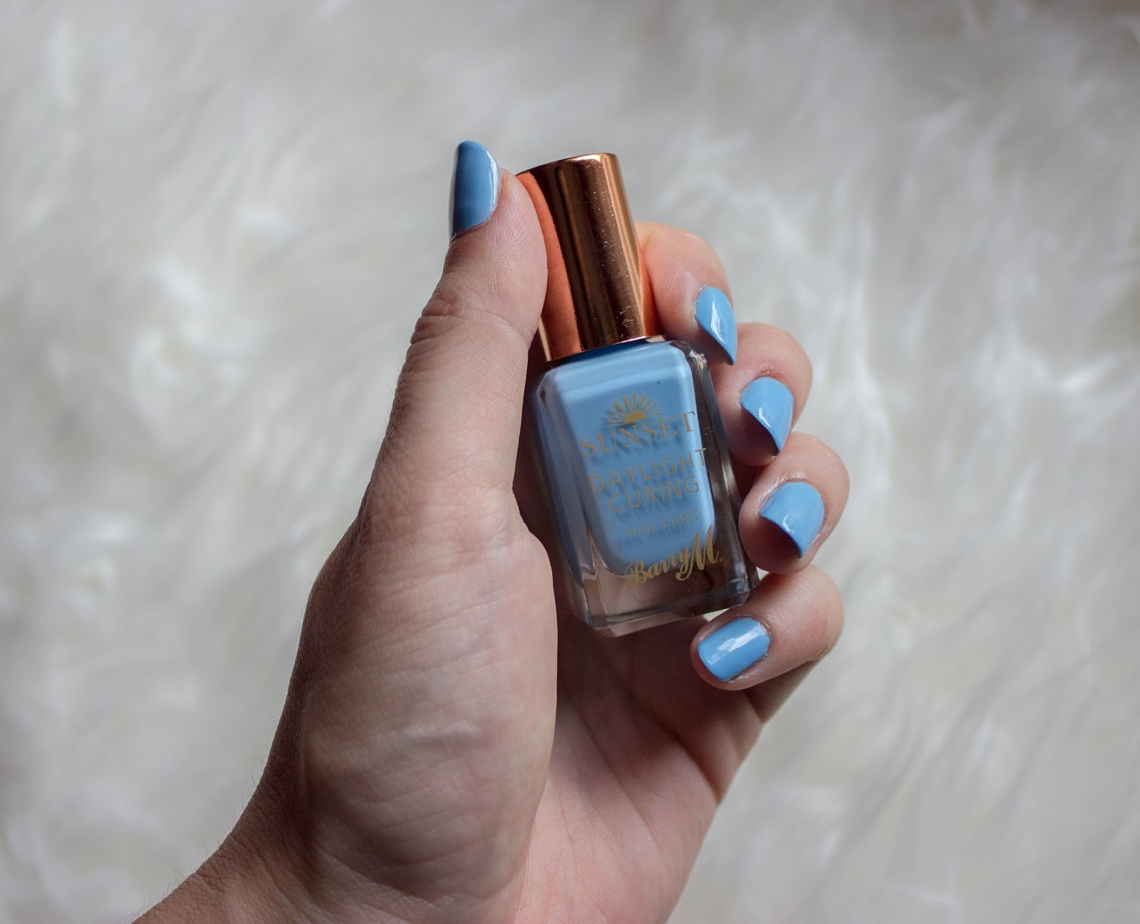 Barry M Sunset, The Way You Make Me Teal