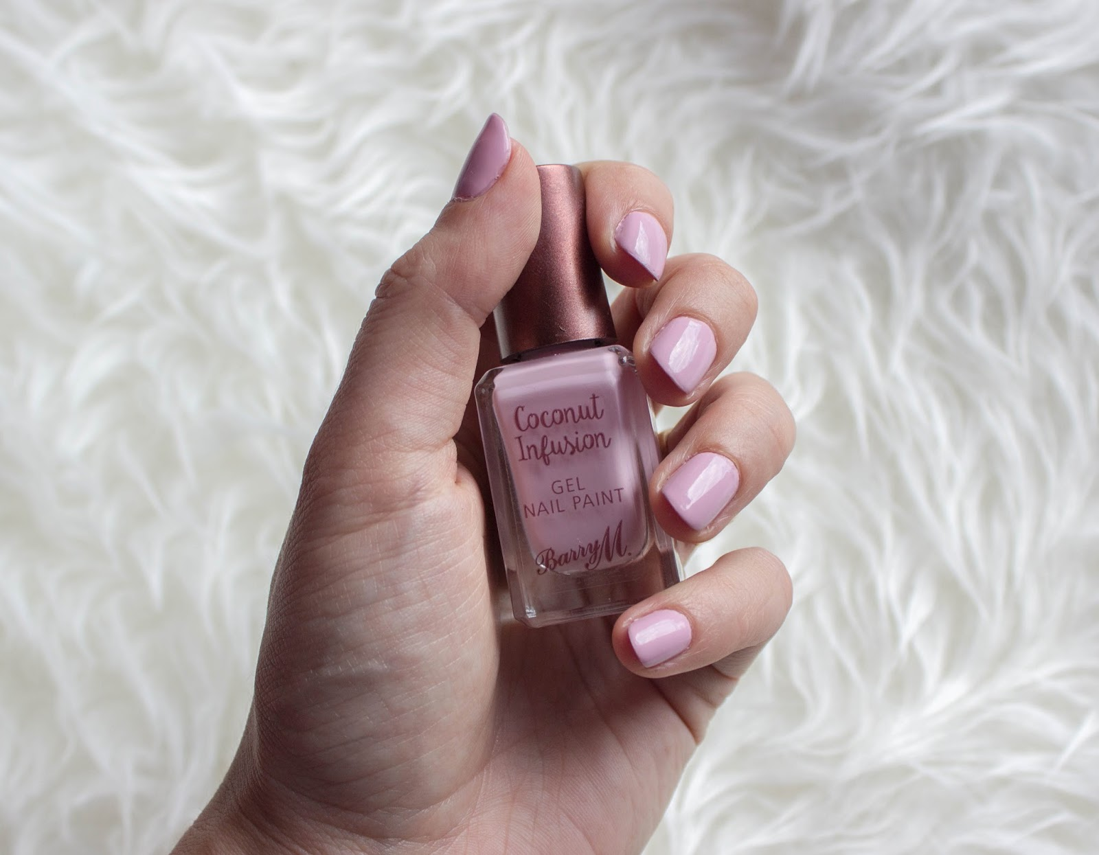 Barry M Coconut Infusion, Surfboard