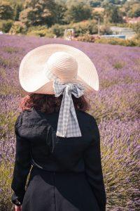 Bow hat dress