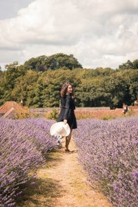 Lavender Fields UK Look
