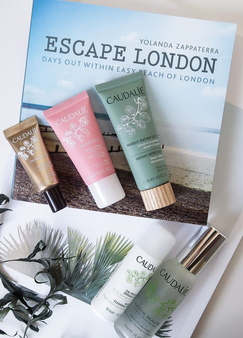 Travel Size |  Caudalie French Beauty Secret Set