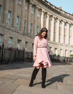 Look Mahrla Dress