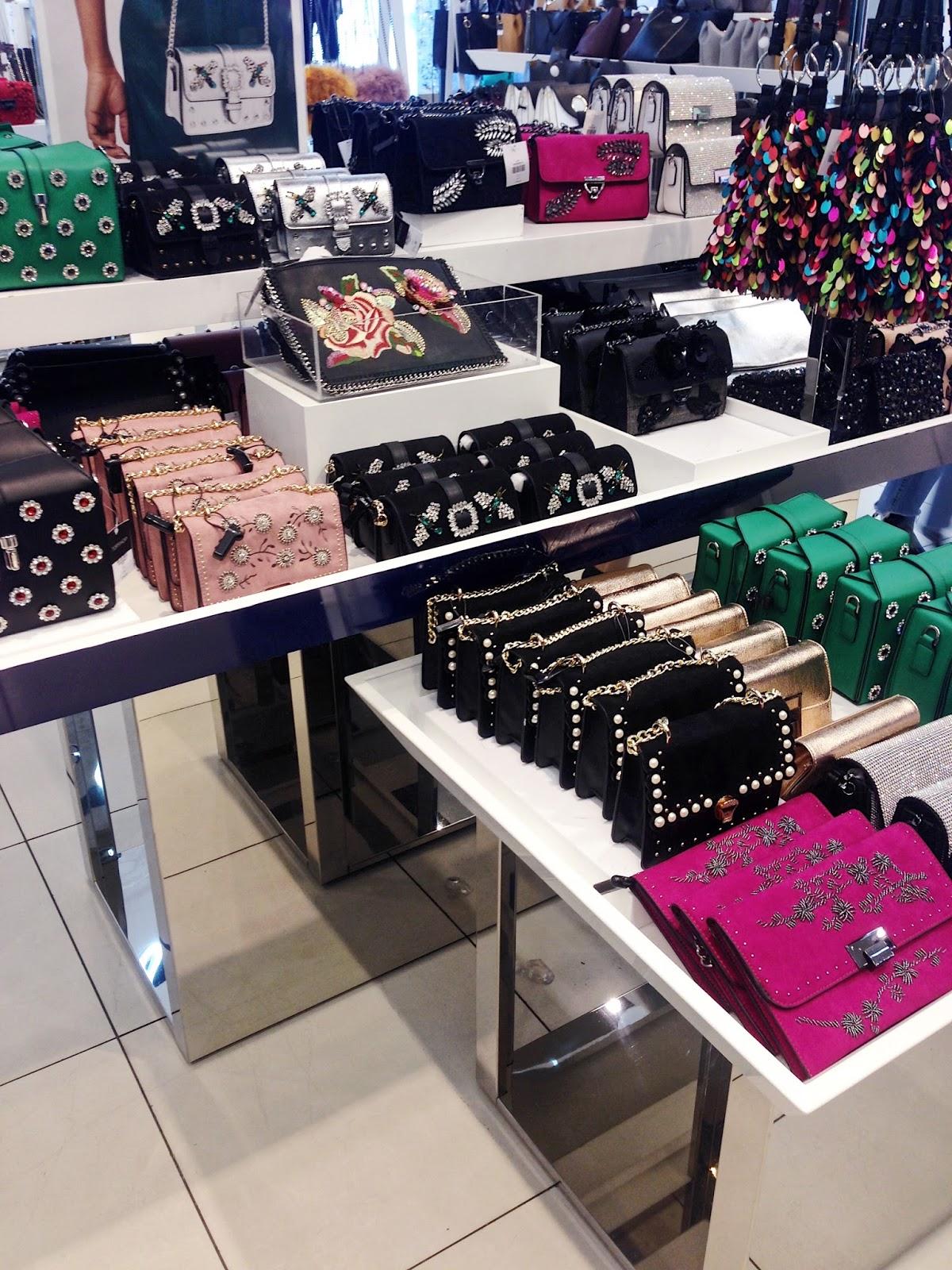 Topshop Evening Bags