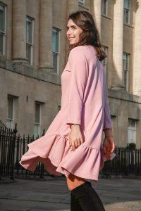 Look MAHRLA SWATH DRESS