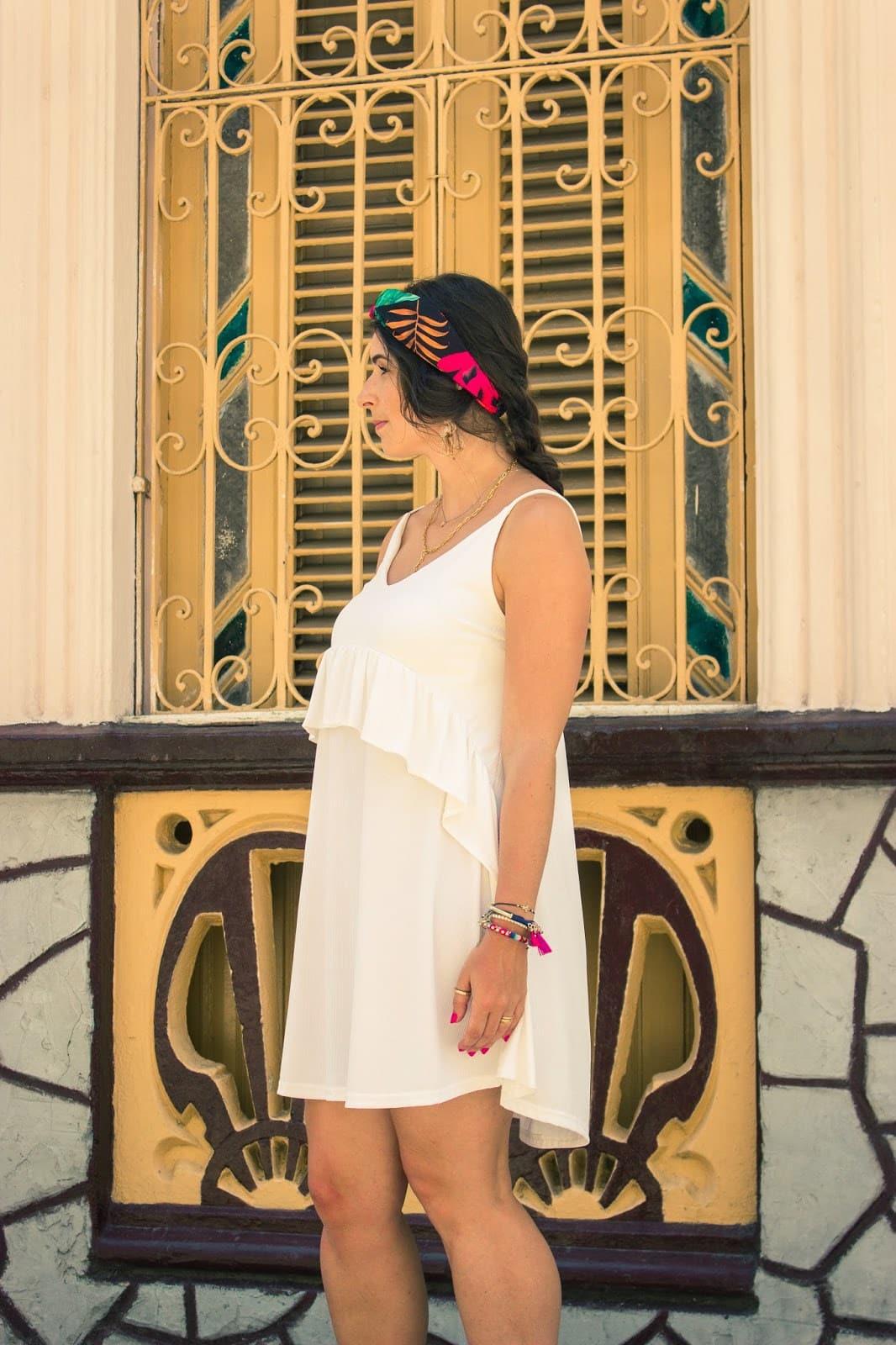 Cuba Outfit Mahrla Dress