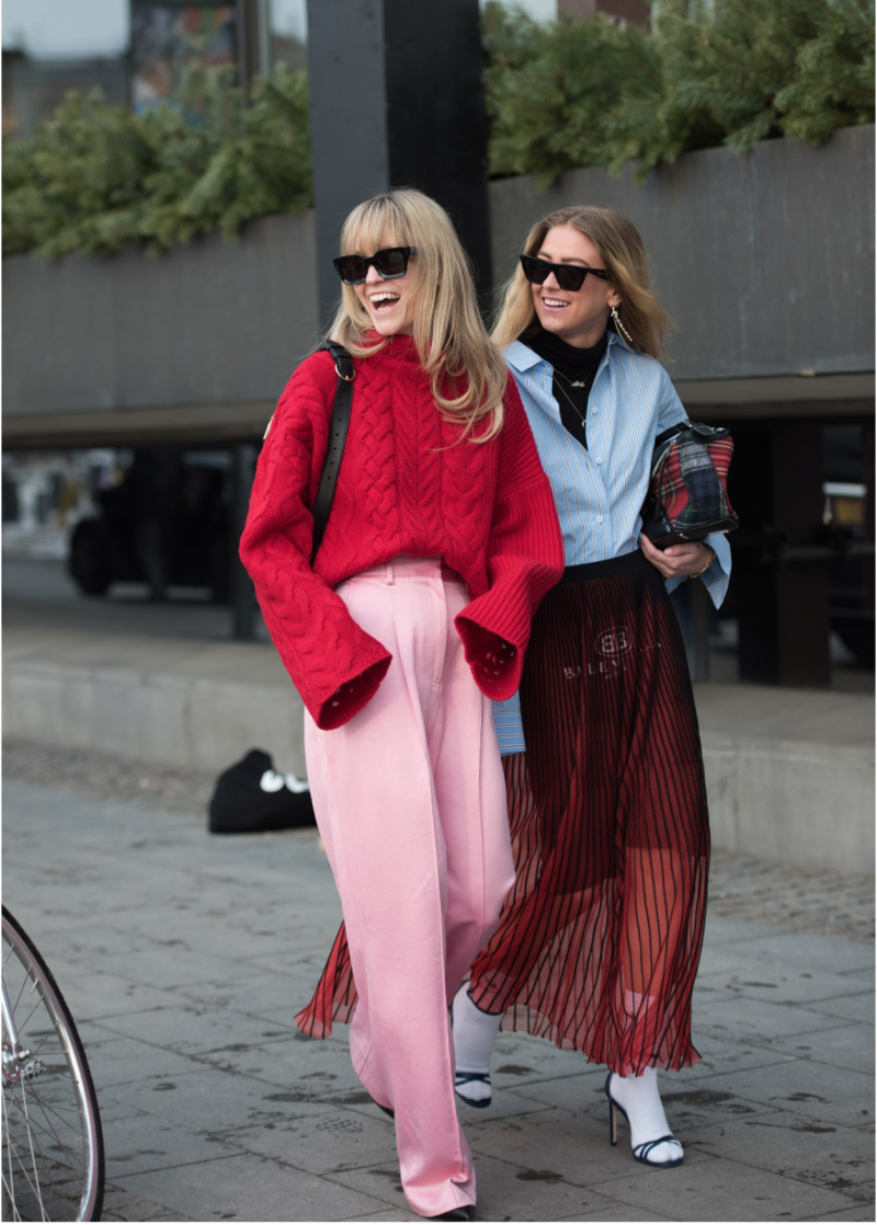3 Scandinavian Looks to Copy Right Now!